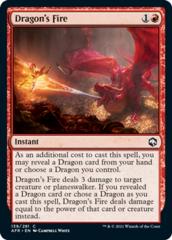 Dragon's Fire - Foil