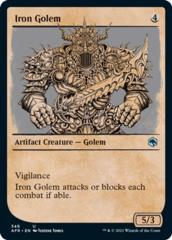 Iron Golem - Showcase