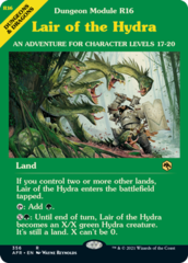 Lair of the Hydra - Foil - Dungeon Module