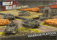 Warrior Platoon (Plastic) (TBBX12)