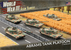 Abrams Tank Platoon (TUBX18)