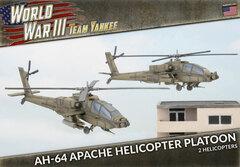 AH-64 Apache Helicopter Platoon (TUBX21)