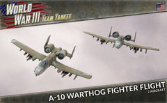 A-10 Warthog Fighter Flight (TUBX27)