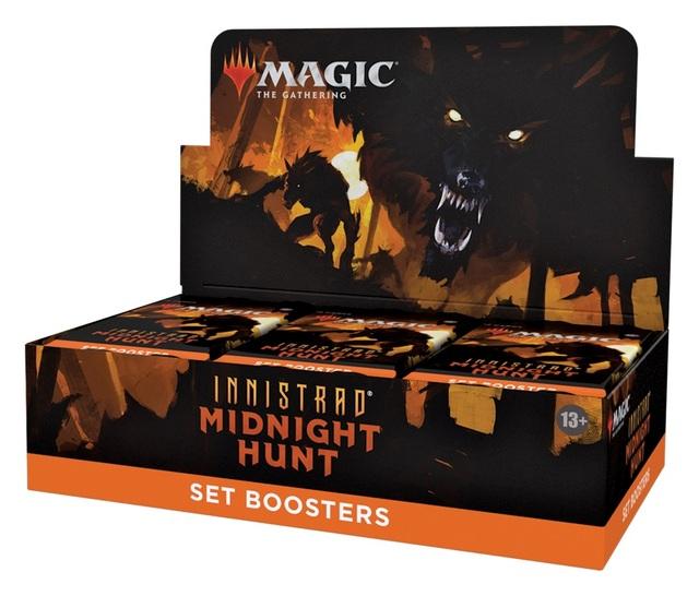 Holloween Special! Innistrad: Midnight Hunt Set Booster Box