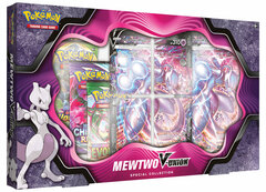Mewtwo V-UNION Special Collection