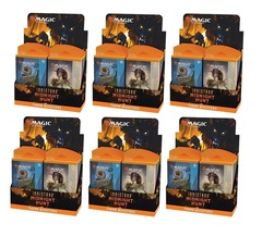 Innistrad: Midnight Hunt Theme Booster Case (6 Boxes)