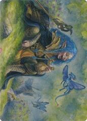 Feywild Trickster Art Card