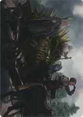 Grim Bounty Art Card
