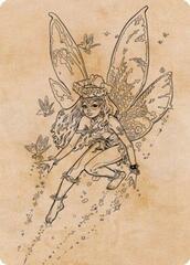 Pixie Guide (Showcase) Art Card