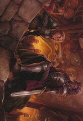 Veteran Dungeoneer Art Card