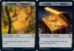 Clue Token // Treasure Token