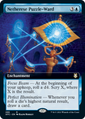 Netherese Puzzle-Ward - Extended Art