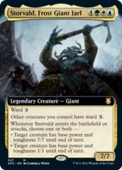 Storvald, Frost Giant Jarl - Extended Art