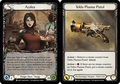 Azalea // Teklo Plasma Pistol - Unlimited Edition
