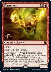 Flameskull - Foil - Prerelease Promo