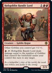 Hobgoblin Bandit Lord - Foil - Prerelease Promo