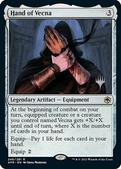 Hand of Vecna - Promo Pack