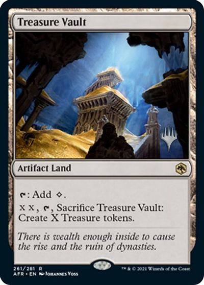 Treasure Vault - Promo Pack