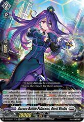 Aurora Battle Princess, Derii Violet - D-BT02/017EN - RR
