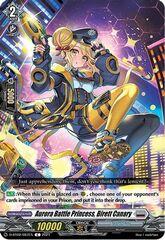 Aurora Battle Princess, Birett Canary - D-BT02/087EN - C