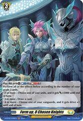 Form up, O Chosen Knights - D-BT02/H36EN - H