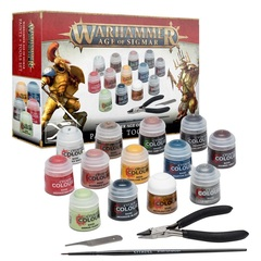 Age Of Sigmar Paint+Tools Eng/Spa/Port/Latv/Rom