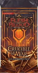 Crucible of War Booster Pack Unlimited Edition