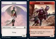 Angel Token // Devil Token - Foil
