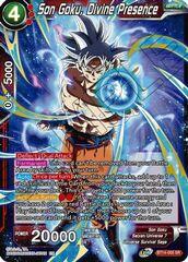 Son Goku, Divine Presence - BT14-005 - SR