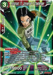 Android 17, Universe 7 Challenger - BT14-012 - UC