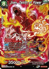 Jiren, Zenith of Power - BT14-014 - SR