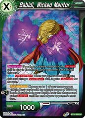 Babidi, Wicked Mentor - BT14-064 - UC