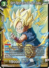 Self-Restraint SS Son Goku - BT14-096 - R