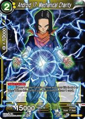 Android 17, Mechanical Charity - BT14-108 - C - Foil