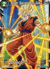 Super Saiyan Son Goku - BT14-036 - C - Foil