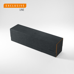 Gamegenic - Cards' Lair 400+ Convertible - Black/Orange