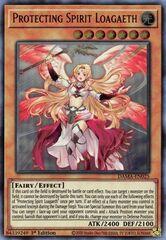 Protecting Spirit Loagaeth - DAMA-EN025 - Ultra Rare - 1st Edition