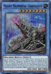 Magikey Mechmortar - Garesglasser - DAMA-EN033 - Super Rare - 1st Edition