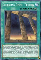 Chronomaly Temple - Trilithon - DAMA-EN059 - Common - 1st Edition