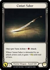 Cintari Saber CRU079 - Unlimited Edition