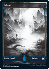 Island (271) - Foil