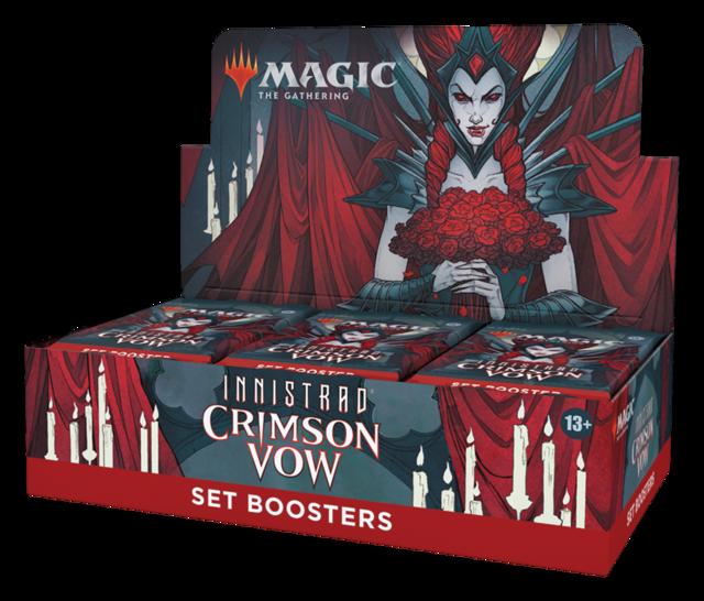 Innistrad: Crimson Vow Set Booster Box