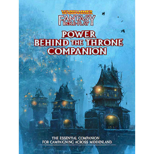 Power Behind the Throne Companion