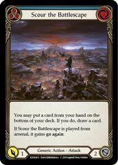 Scour the Battlescape (Blue)