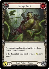 Savage Feast (Red)