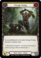 Savage Swing (Yellow)