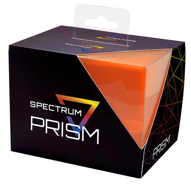 Prism Deck Case:  Sunset Orange