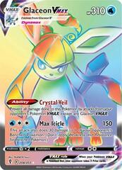 Glaceon VMAX - 208/203 - Secret Rare