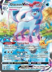 Glaceon VMAX - 209/203 - Secret Rare