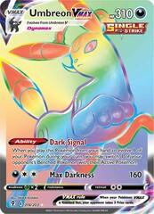 Umbreon VMAX - 214/203 - Secret Rare